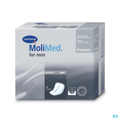 MOLIMED FOR MEN PROTECT INLEGLUIER 14 1687057