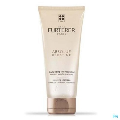 Furterer Absolue Keratine Shampoo Nf 19 200ml