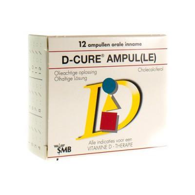 D CURE AMP PER OS 12