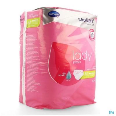 Molicare Pr Ladypants 5dropsm 8 P/s