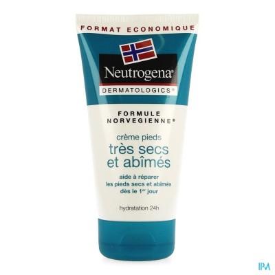Neutrogena Dermatologics Cr Pieds Tres Sec 150ml