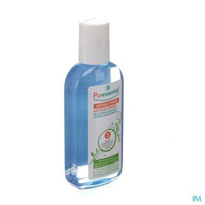 Puressentiel A/bacter.gel Hydro Alc.3 Hle Ess 80ml