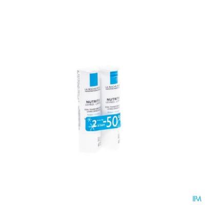 La Roche Posay Nutritic Stick Levres Duo 2x4,5ml 2e -50%