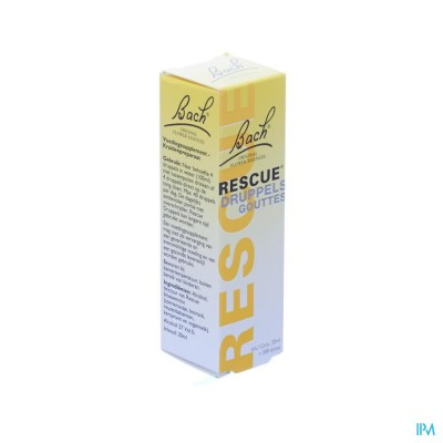Bach Rescue Gutt 20ml