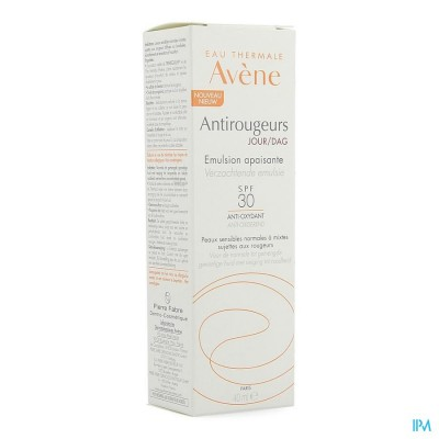 Avene Antirougeurs Jour Emulsion 40ml