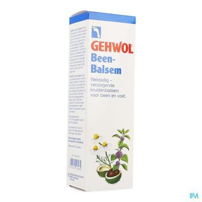 GEHWOL BALSEM BEEN 125ML CONSULTA