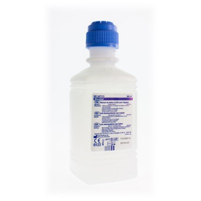 BX VIAPACK NACL 0.9% IRRIG. 500ML