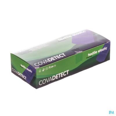 Cova Detectiepleister Blauw 3x12cm Text100 30120t