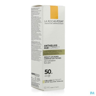 Lrp Anthelios A/age 50+ 50ml