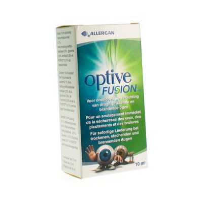 OPTIVE FUSION STER OPL FL 10ML