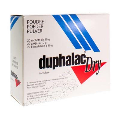 DUPHALAC DRY SACH 20X10G