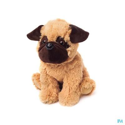 Warmies Kersenpitkussen Mini Hond Bruin