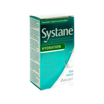 SYSTANE HYDRATATION GUTT OCULAIRES 10ML