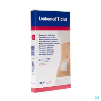 Leukomed T Plus Verb Ster 8,0cmx15cm 5 7238208