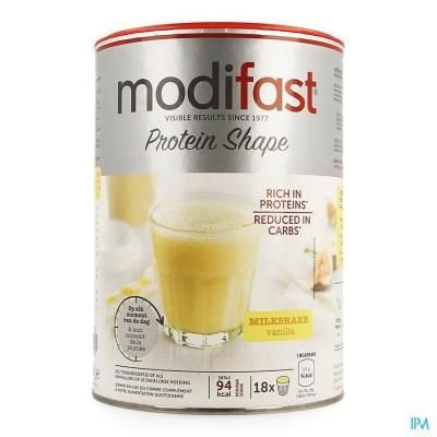Modifast Protiplus Milkshake Vanille 540g