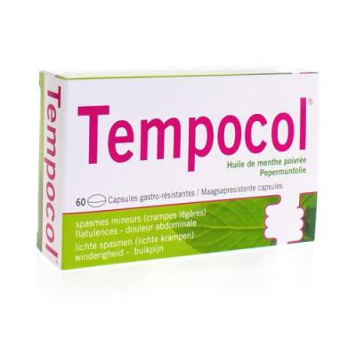 TEMPOCOL CAPS 60 X 182 MG