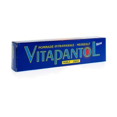 VITAPANTOL UNG. NASAL FAIBLE