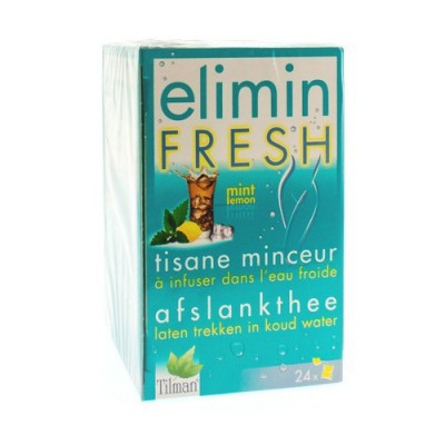 ELIMIN FRESH THEE TEA-BAGS 24
