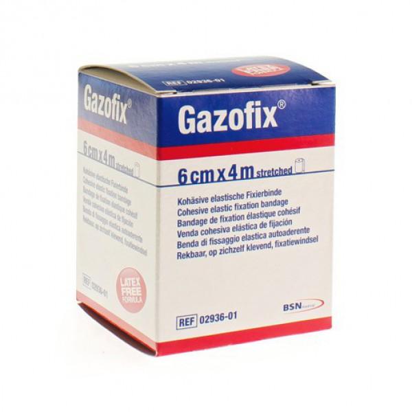 GAZOFIX LATEXFREE 6CMX4M 293601