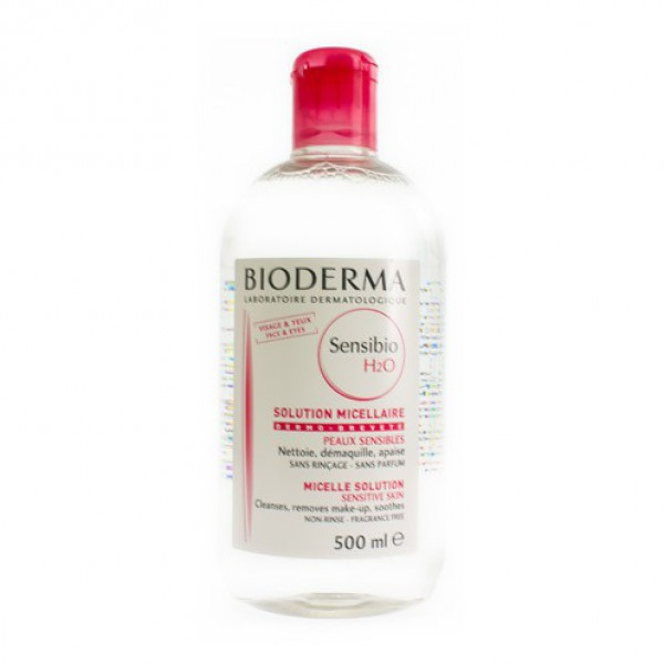 Bioderma Sensibio H20 Micellaire Opl Gev.huid500ml