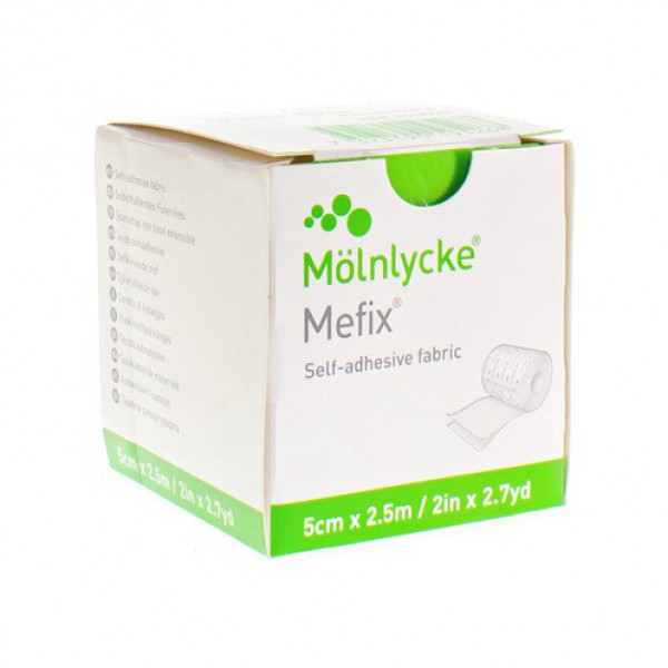 MEFIX FIXATION ADHESIVE 5,0CMX 2,5M 1 310570
