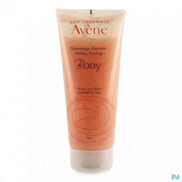 Avene Body Scrub Zacht 200ml Verv.2357416