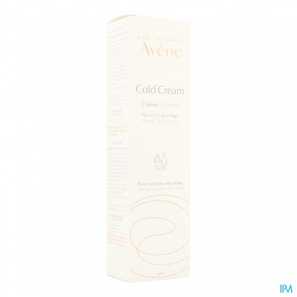 Avene Cold Cream Creme Nf 100ml