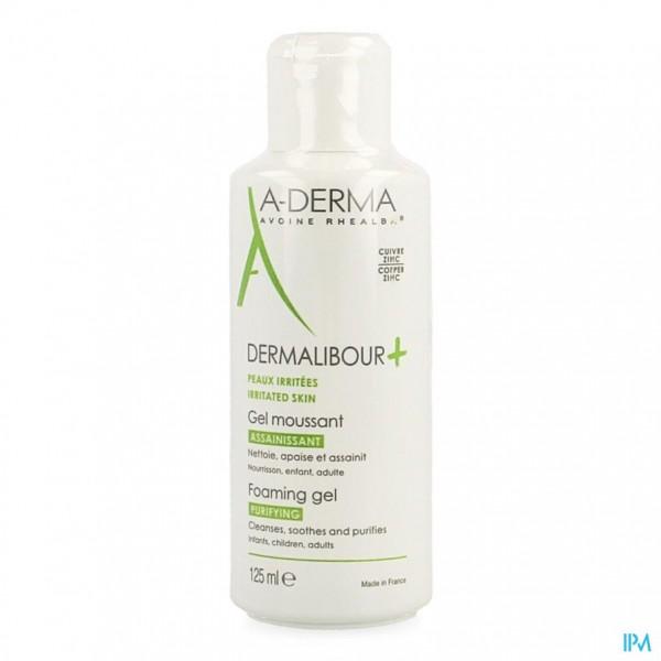 Aderma Dermalibour+ Schuimgel 125ml