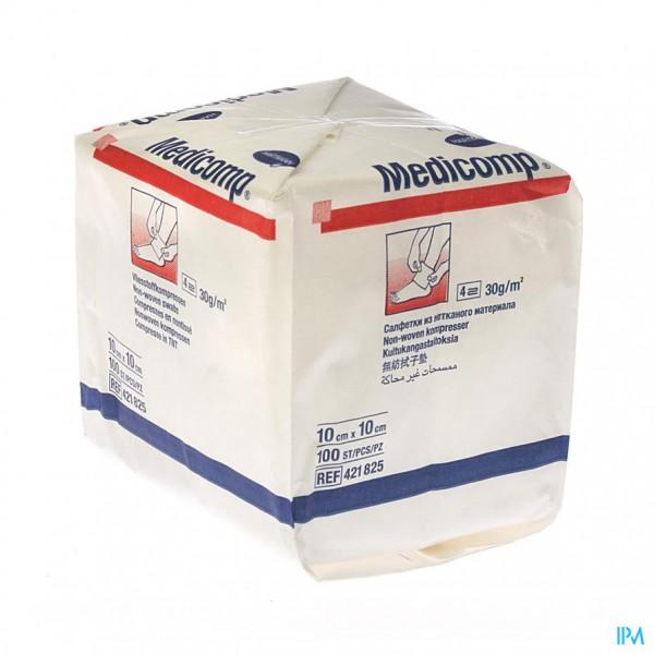 Medicomp Kp N/st 4pl 10x 10cm 100 4218252