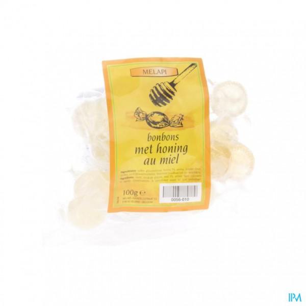 Melapi Honing Bonbons 100g 5369