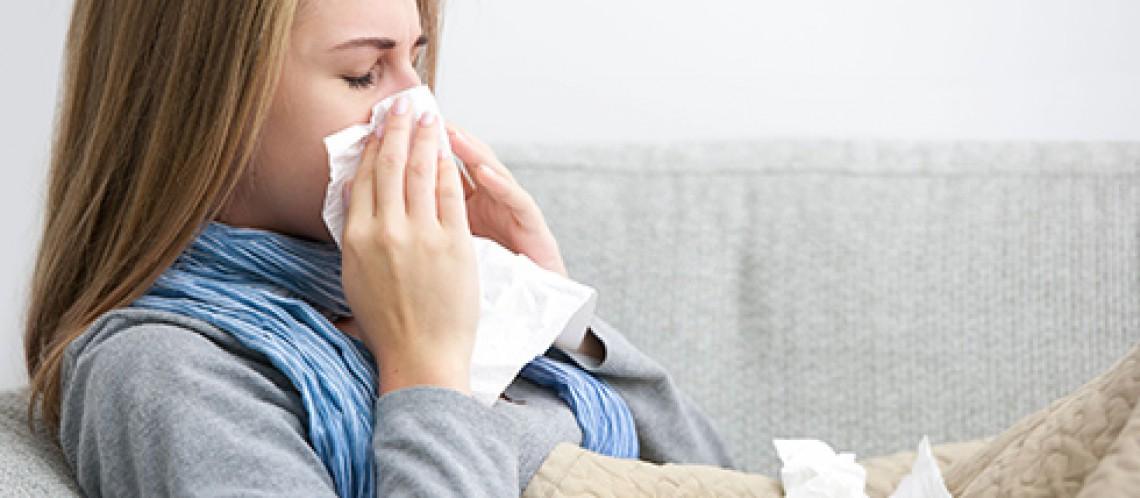 Griep of verkoudheid?
